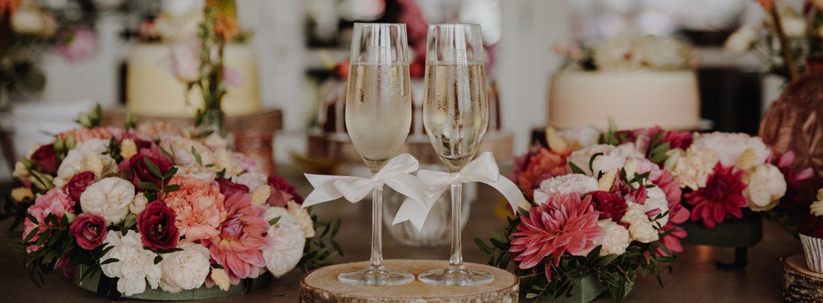 bruidstaart trends bruidsbloemen